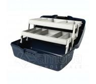 Dėžė žvejybinė Aquatech 1702 2 stalčiukų