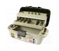 Dėžė žvejybinė Aquatech 2702 su 2 stalčiukais