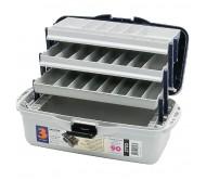 Dėžė Žvejybinė Aquatech 2703 Su 3 Stalčiukais