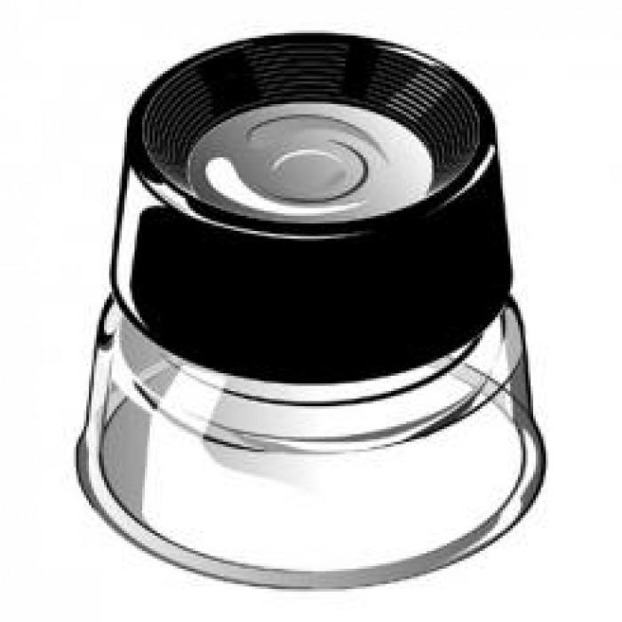 Didinimasis stiklas stalinis 10x