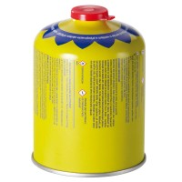 Dujų balionėlis 450 g MEVA (valve, thread)