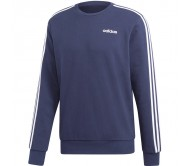 Džemperis adidas Essentials 3 Stripes Crewneck FT DU0484