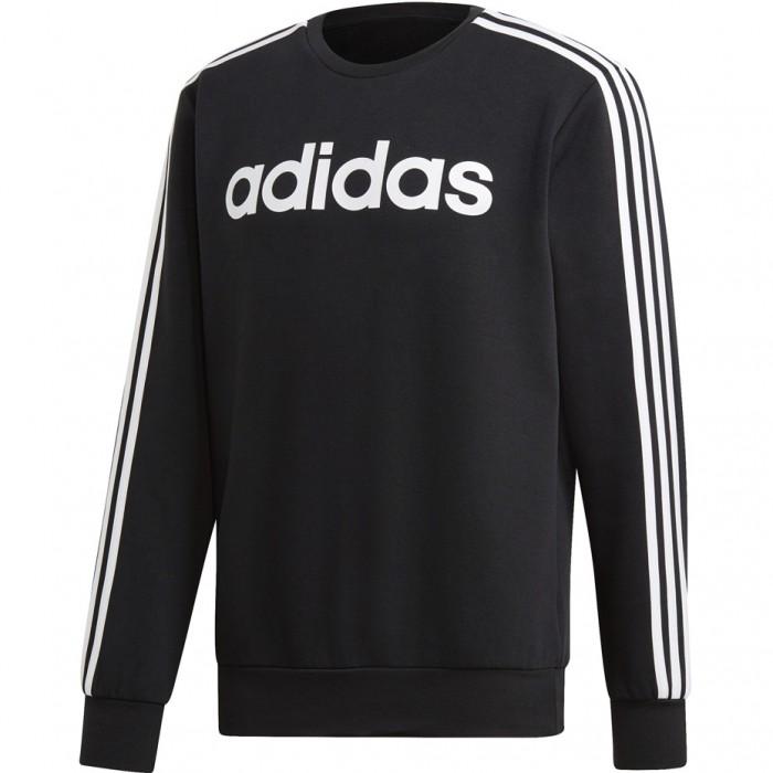 Džemperis adidas Essentials 3S Crew FL DQ3084
