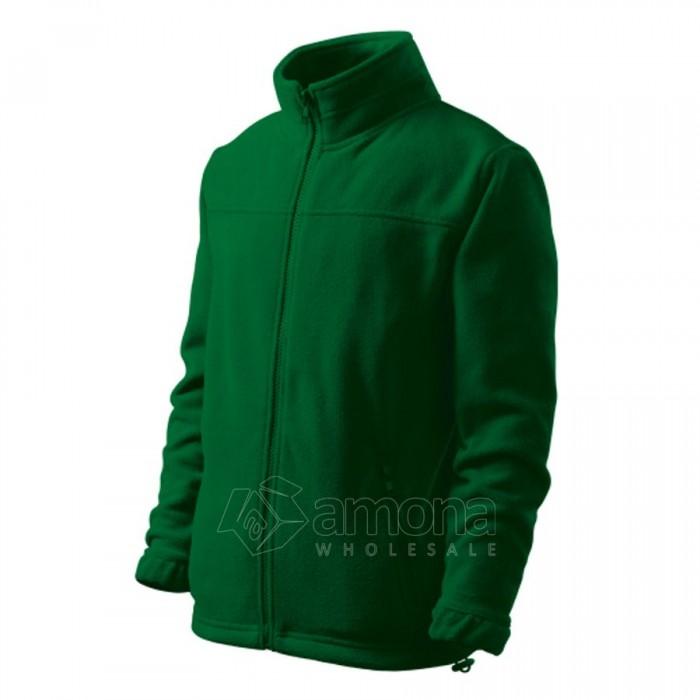Džemperis ADLER 503 Fleece Vaikiškas Bottle Green