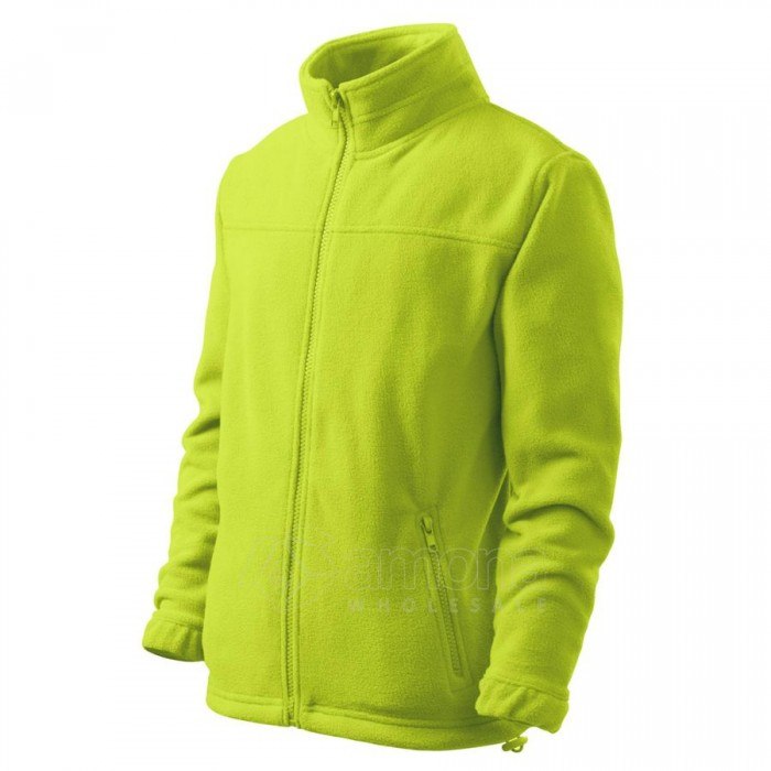 Džemperis ADLER 503 Fleece Vaikiškas Lime Punch