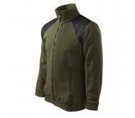 Džemperis HI-Q 506 Fleece Unisex Military