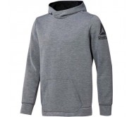 Džemperis Reebok Workout Doubleknit Hoodie DP6158