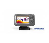 Echolotas Lowrance HOOK2-4x GPS Bullet Skimmer CE ROW
