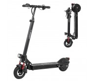 Elektrinis paspirtukas Hikerboy City Rider (iki 120kg, 350W, iki 27km/h)