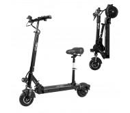 "Elektrinis paspirtukas W-TEC Skootie Pro II 8"" su sėdyne - Black"
