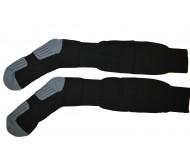 Futbolo kojinės KASMAN juodos