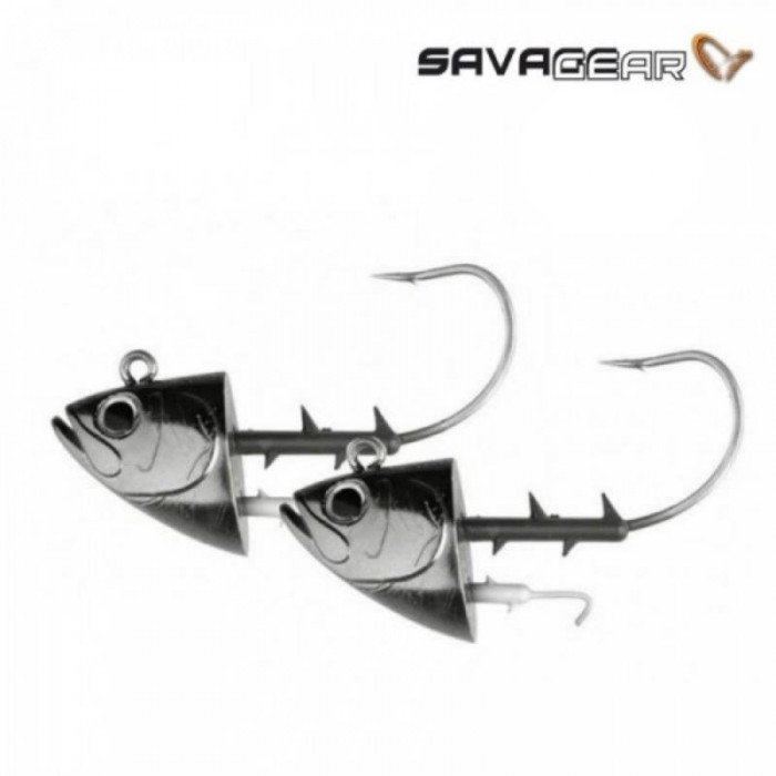Galvakablis SAVAGE GEAR Cutbait Herring 10/0  295 g.