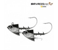 Galvakablis SAVAGE GEAR Cutbait Herring 9/0 185 g.