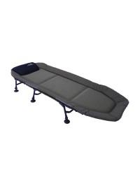 Gultas PL Commander Classic Bedchair 6 Legs (200X70cm) gultas
