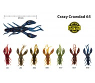 Guminukai Akara Vėžys Eatable Crazy Crawdad 65 X003