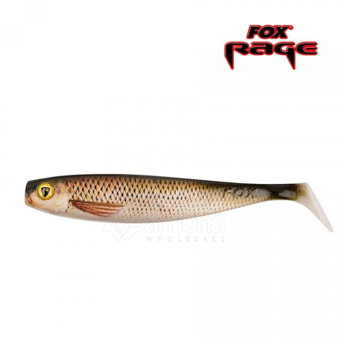 Guminukas FOX Rage Pro Shad Natural II SN Chub