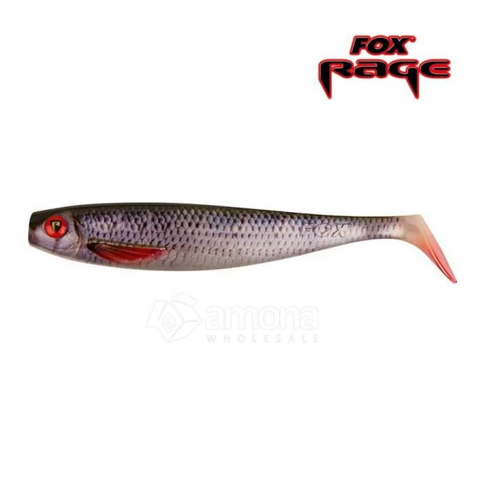 Guminukas FOX Rage Pro Shad Natural II SN Roach