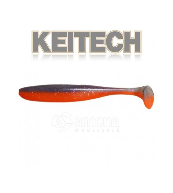 "Guminukas Keitech Easy Shiner 5"" Hot Orange"
