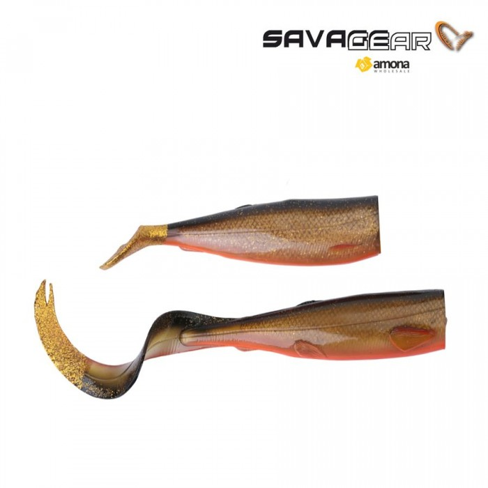 Guminukas SAVAGE GEAR Cutbait Herring Kit Red Fish