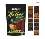 Jaukas Traper Method Feeder Ready 750 G