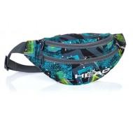 Juosmens krepšys HEAD 2 506018049 HD-156 blue-green