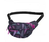 Juosmens krepšys SWA5000 000/1041 black-pink-blue