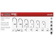 Kabliukai KUJIRA Universal 102BN  S 14