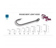 KabliukaiI CRAZY FISH RBJH Round Bent Joint