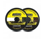 Karpinis Pavadėlis MAD Touchdown Leadcore 10m Brown