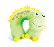 Kelioninė pagalvėlė vaikiška Spokey BAMBINI, žalia