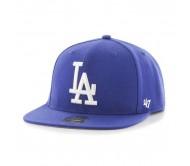 Kepurė 47 BRAND MLB LOS ANGELES DODGERS NO SHOT B-NSHOT12WBP