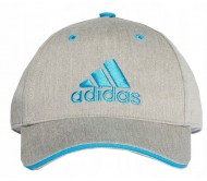 Kepurė adidas GRAPHIC DW4757 grey, sky-blue logo