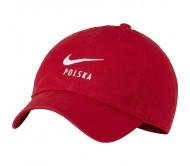 Kepurė Nike Polska H86 Swoosh CU7540 611