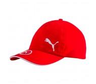 Kepurė PUMA 02120901 red, white logo