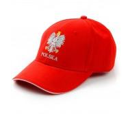 Kepurė su Lenkijos atributika