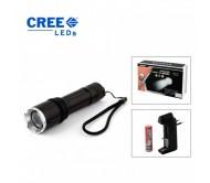 Kišeninis žibintuvėlis CREE LED SBT6-1