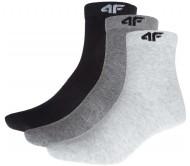 Kojinės 4F SOM00219, spalvotos