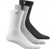 Kojinės adidas Per La Crew AA2481 3 poros