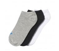Kojinės adidas Trefoil Liner (3 por.)