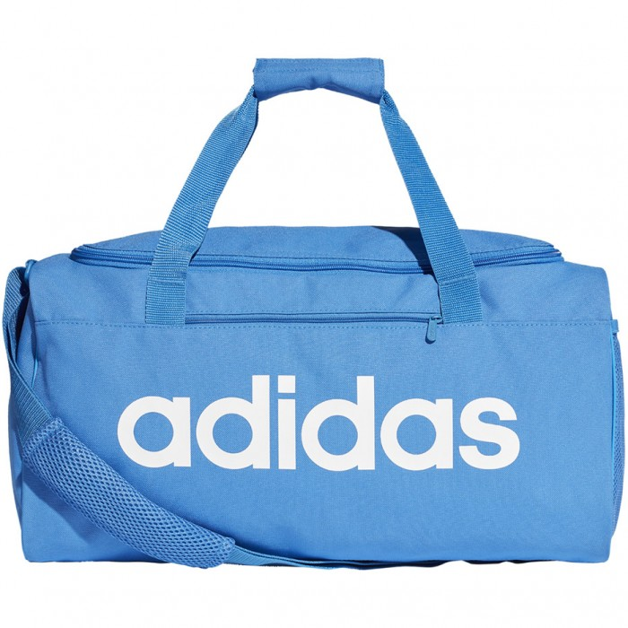 Krepšys adidas Linear Core Duffel S niebieska DT8623