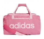 Krepšys adidas Linear Core Duffel S różowa DT8624