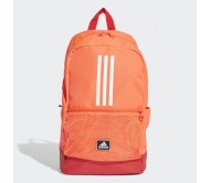 Kuprinė adidas CLASSIC 3S FJ9268 orange-red, white logo