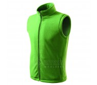 Liemenė ADLER Fleece Vest Unisex Grass Green