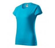 Marškinėliai ADLER Basic Blue Atol, moteriški