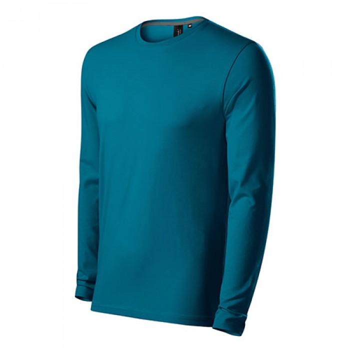 Marškinėliai ADLER Brave mėlyni