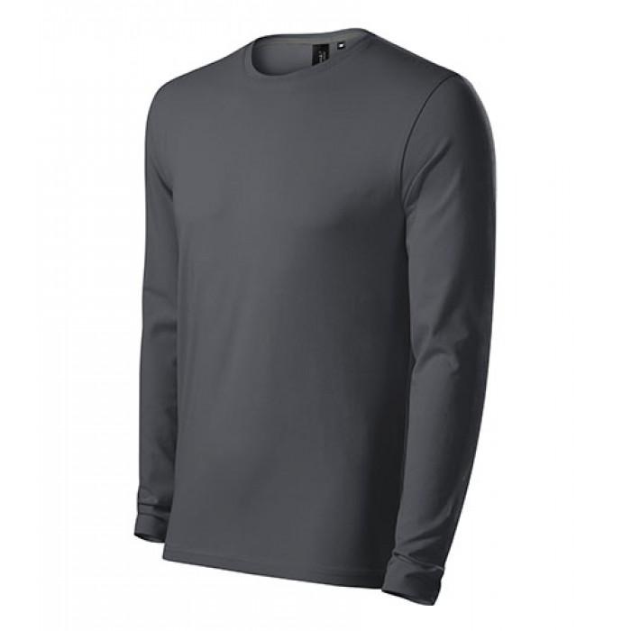 Marškinėliai ADLER Brave pilki