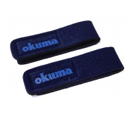 Meškerės Lipni  juosta Okuma Neoprene 2 vnt 24cm mėlyna
