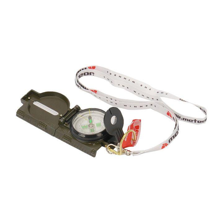 Metalinis kompasas Meteor 71000 su liniuote