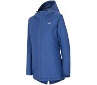 Moteriška slidinėjimo striukė 4F KUDN002, mėlyna