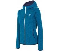 Moteriškas džemperis 4F PLD002, mėlynas